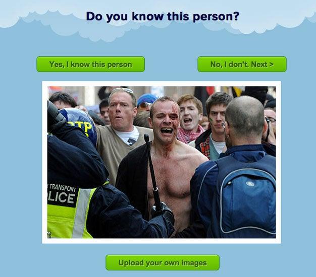 facial recognition london 1