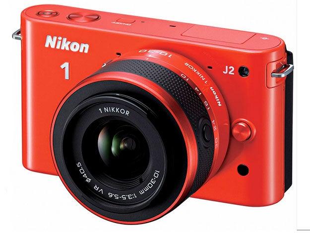Nikon J2 Main