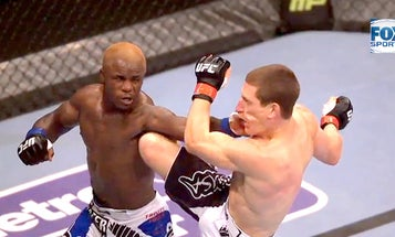 Super Slow-Motion Footage of UFC Fighting Is Brutal, Beautiful