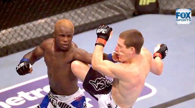 UFC Phantom Camera Slow Motion
