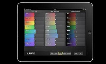 LRPAD App Frees up Screen Space in Lightroom by Moving Controls to Your iPad