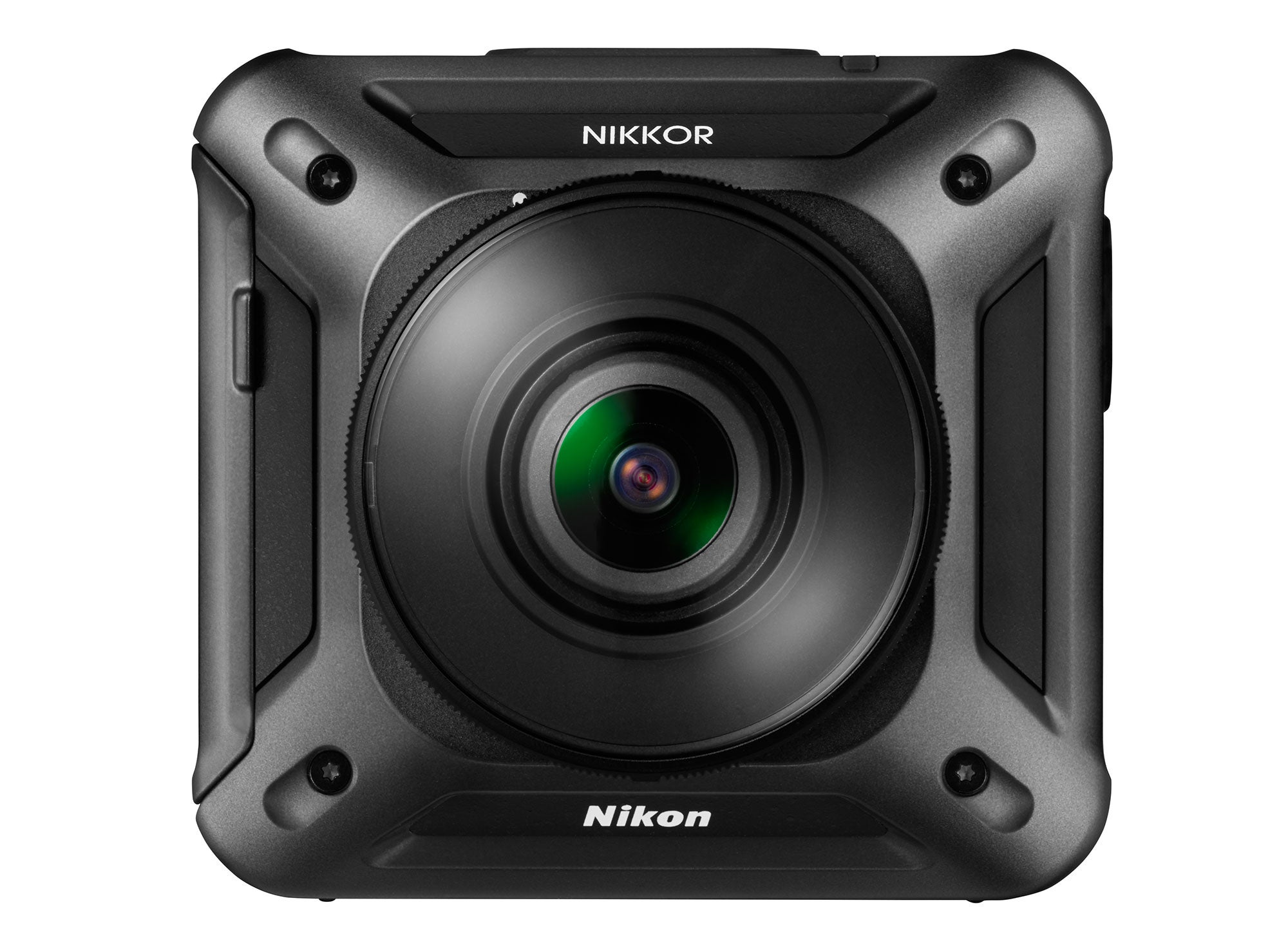Nikon KeyMission 360 Camera CES 2016