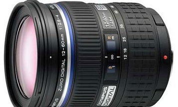 Olympus Zuiko Digital ED 12–60mm f/2.8–4 SWD