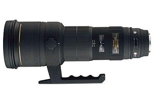Sigma 500mm f/4.5 EX APO DG