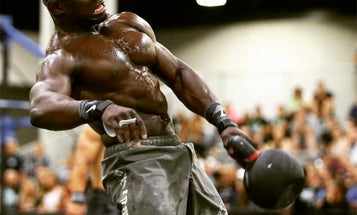 Photographing The Crossfit Games: 14 Photographers, 5 Editors, Lots Of Hustle