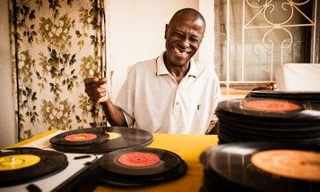 My Project: Eilon Paz's Record Collector Portraits