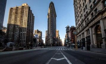 """Midtown"" Time Lapse of Manhattan Took 50,000 Photographs to Make"