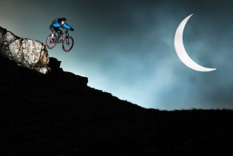 Danny MacAskill Eclipse Photo