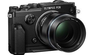 New Gear: Olympus PEN-F Is a Digital Take on a Classic Film Camera