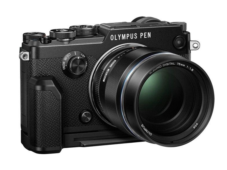 Olympus PEN-F Micro Four Thirds Digital Camera
