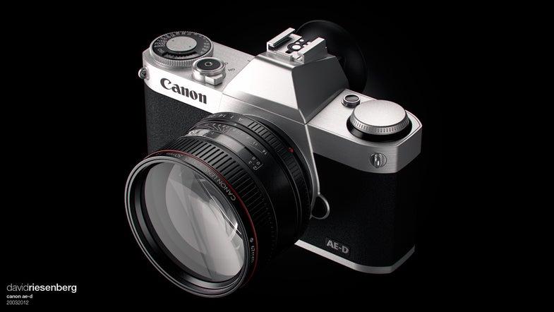 Canon ILC concept
