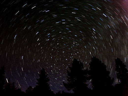 """""""Astrophotography-101-Stars-appear-to-circle-the-s"""""""