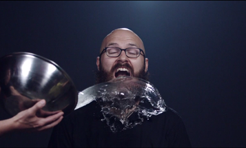 This Super Slow Motion Video Photobooth Looks Incredible