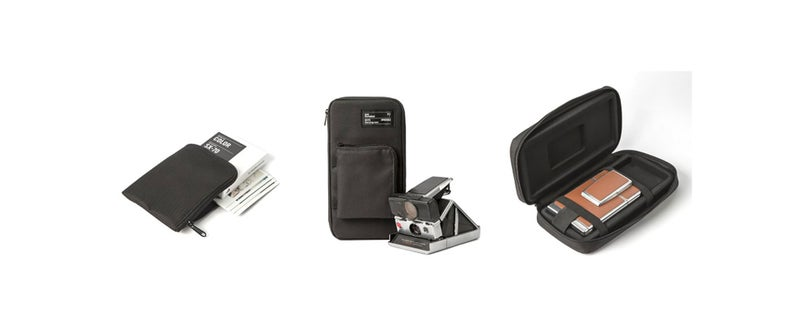 Impossible Project Unit Portables Polaroid SX-70 Camera Carrying Case