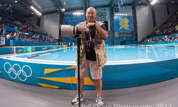 What Is It Like to Be a Photographer At the Olympics? Jeff Cable Explains