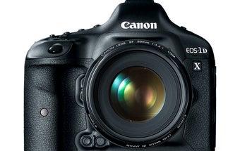 New Gear: Canon EOS-1D X Full-Frame Pro DSLR