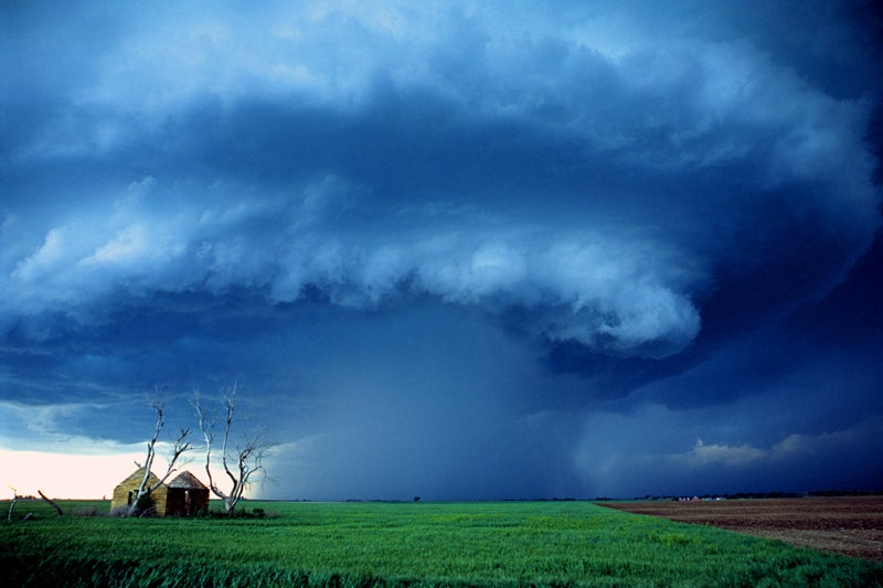Storm Photographer: Chris Kridler