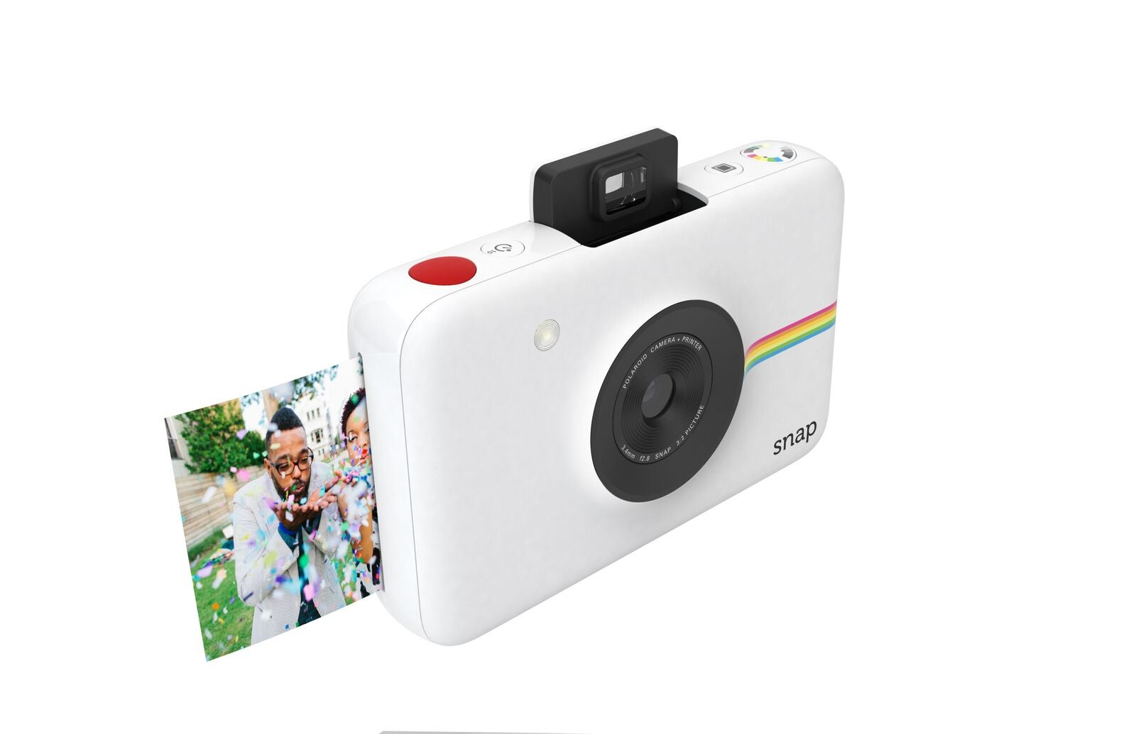 New Gear: Polaroid Snap Is A Camera and Printer In One
