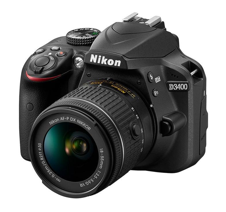 NIKON D3400 dslr review