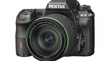 Pentax K-3 DSLR