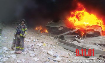 """9/11: The Photographers' Stories, Part 1—""""Get Down Here. Now."""""""