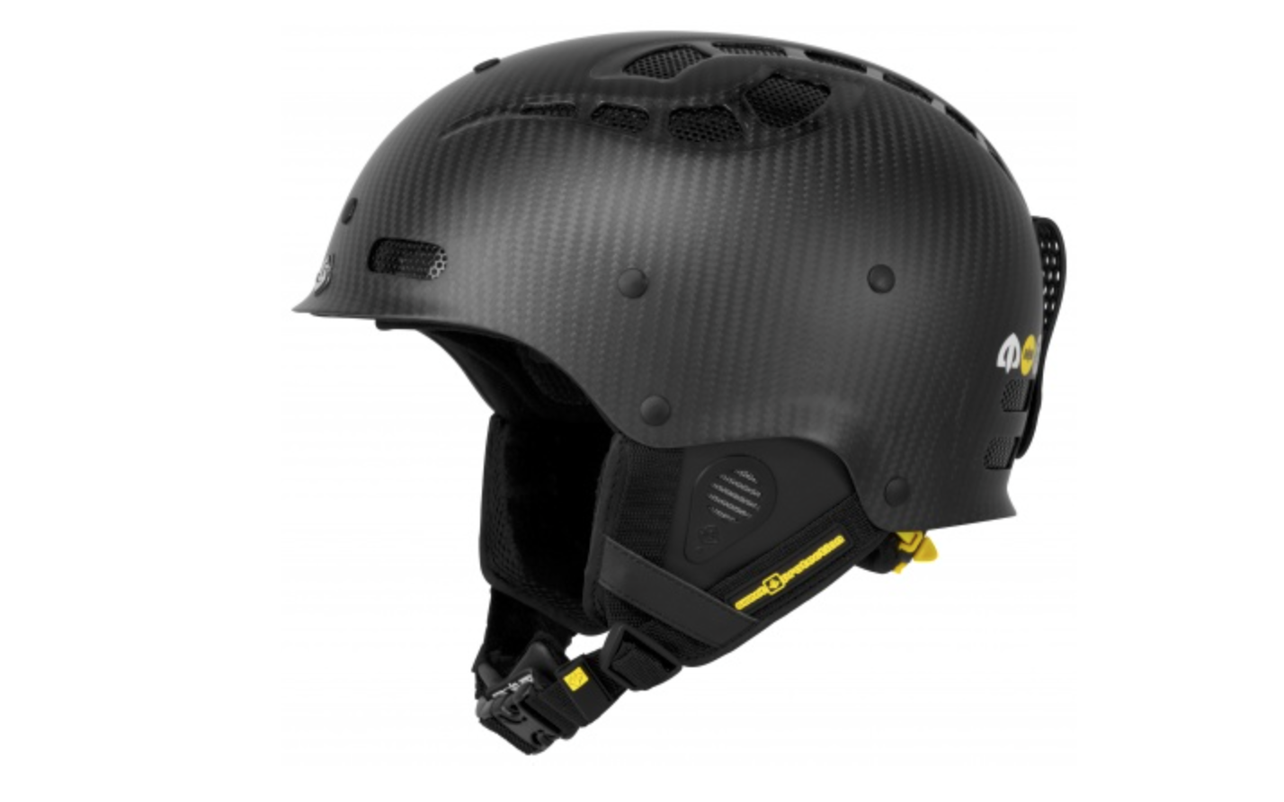The Sweet Grimnir Is a Snow Sports Helmet Built For Safe Action Camera Use