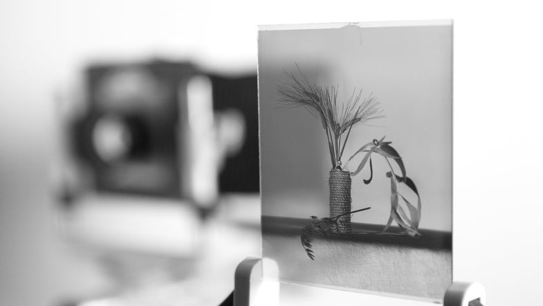 Galaxy Dry Plate Kickstarter Large Format Photography