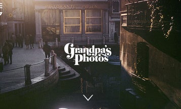 """""""Grandpa's Photos"""" Site Helps Identify A Grandfather's Photography Locations"""