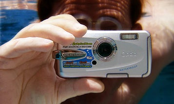 Field Test: Jump Right In with the Pentax Optio W30!