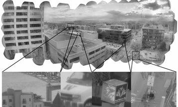 Duke University Unveils Gigapixel Camera