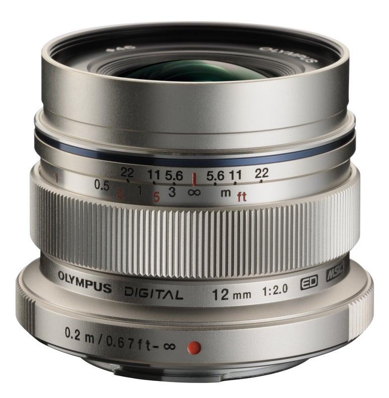 M. Zuiko Digital ED 12mm f2.0 lens