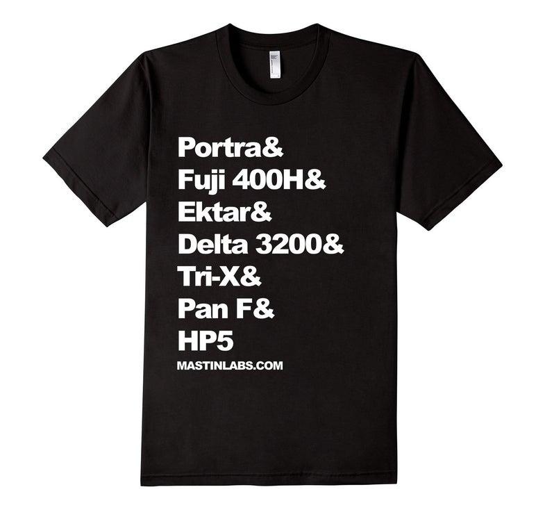 Mastin Film shirt