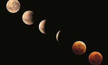 Are You Ready To Shoot Tonight's Red Lunar Eclipse and Bright Mars Confluence?