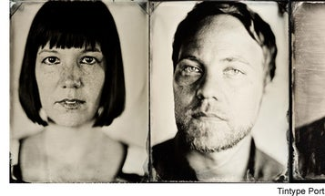 San Francisco Store Offers Instant Tintype Portraits