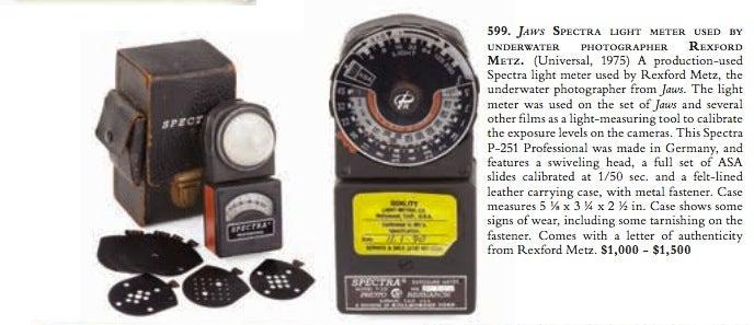 jaws lightmeter