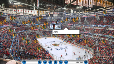 26-Gigapixel Image of the NHL Stanley Cup Finals