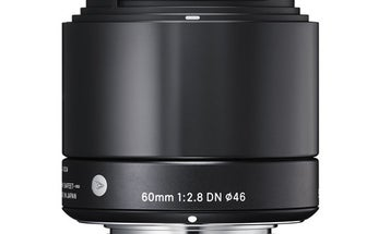 New Gear: Sigma 60mm f/2.8 DN For Interchangeable-Lens Compacts