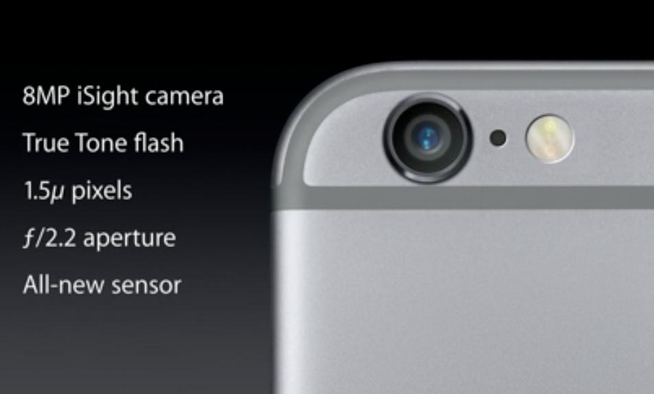 Apple iPhone 6 Camera