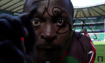 Rugby Player Ruins This $94K Lens With His Autograph