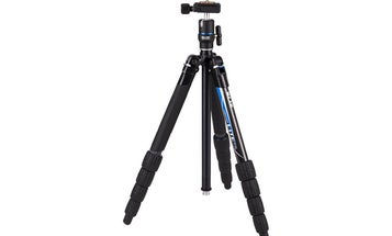 Slik Lite Tripods Come Equipped With A Removable LED Flashlight In The Center Column