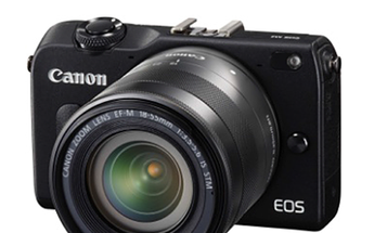 New Gear: Canon EOS M2 Camera Announced (in Japan)