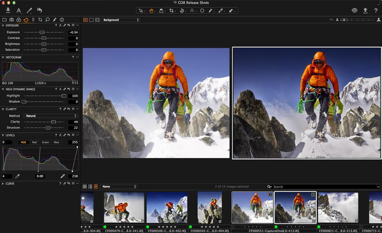 Capture One Pro 8 Photo Editing Software