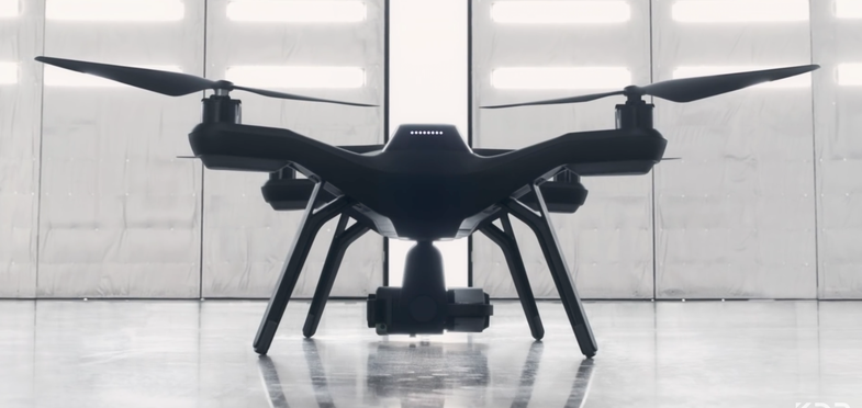 The 3D Robotics Drone Shoots Better Aerial Video Automatically