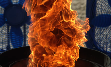 Super Slow-Motion Footage of a Fire Tornado Is as Mesmerizing as It Sounds