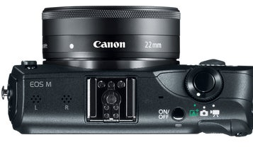 New Gear: Canon EOS M Interchangeable-Lens Compact Camera System