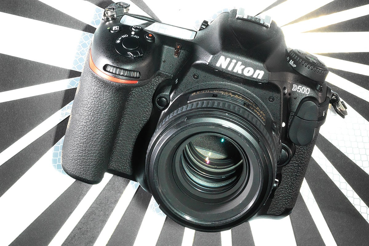 Nikon D500 camera of the year runner u