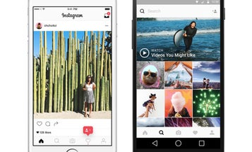 Instagram's New Look Puts More Focus On The Photos