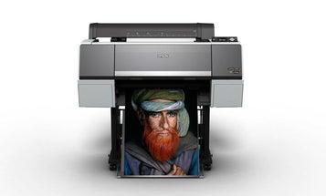 New Gear: Epson SureColor P-Series Large Format Printers
