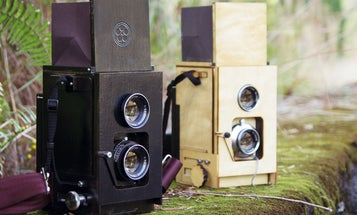 Kevin Kadooka Brings His DIY TLR Polaroid to Kickstarter