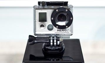 New Gear: Go Pro HD Hero2 Professional Helmet Camera